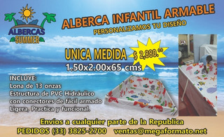 Albercas Armables