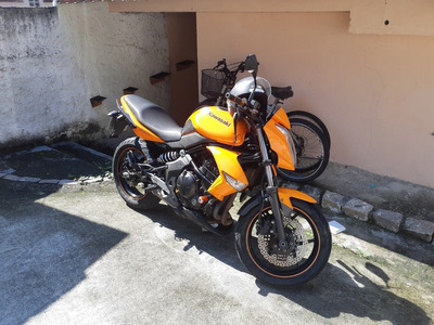 Kawasaki Er 6n Abs Naked