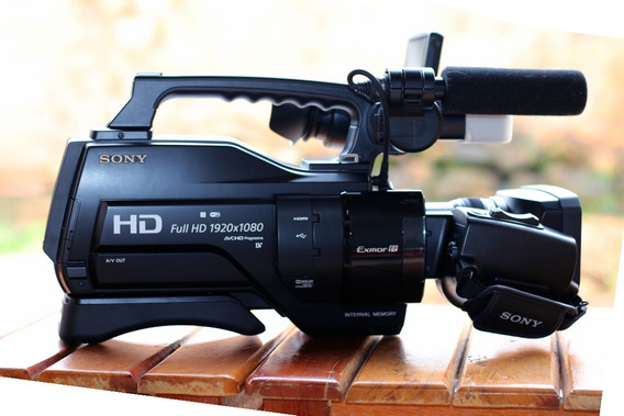 Filmadora Sony Hxr-mc2500 - Super Nova