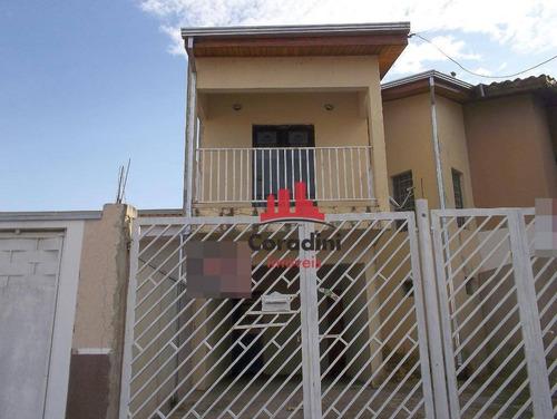 Imagem 1 de 16 de Casa Com 2 Dormitórios À Venda, 120 M² Por R$ 250.000,00 - Jardim Mirandola - Americana/sp - Ca2144