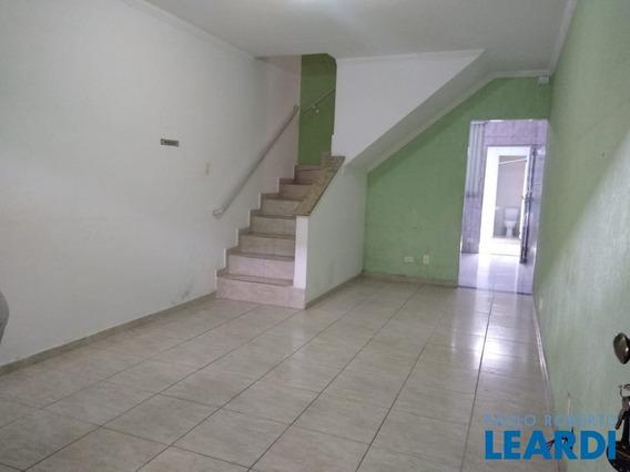 Casa Assobradada - Paulicéia - Sp - 591724