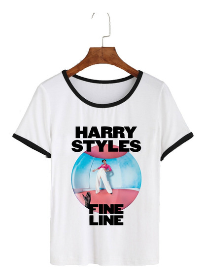 Remera Harry Styles 2020 Fine Line Treat People