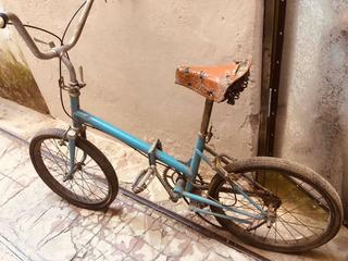 Bicicleta De Colección Para Restaurar Rodado Pequeño