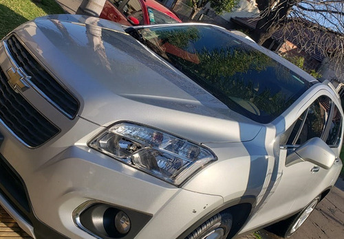Chevrolet Tracker Motor 1.8 Awd At Ltz+ Gris 5 Puertas 2015