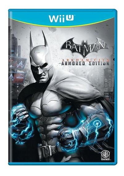 Batman Arkham City Armored Ed Lacrado Oferta! Loja Campinas