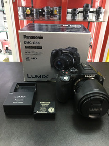 Panasonic Lumix G5k