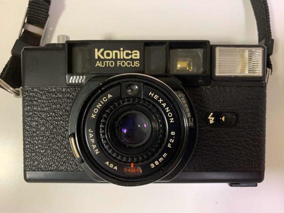 Câmera Konica C35 Ef2
