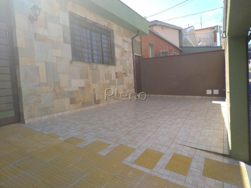 Casa Para Aluguel Em Vila Marieta - Ca015397