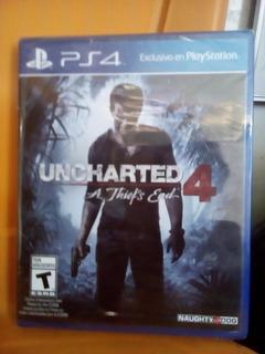 Vendo Uncharted 4 A Thief