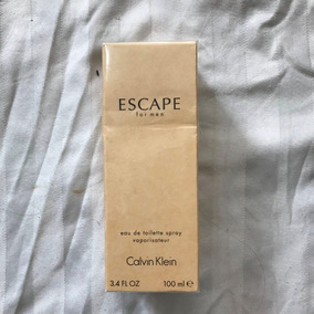 Perfume Calvin Klein Escape 125ml Hombre Original