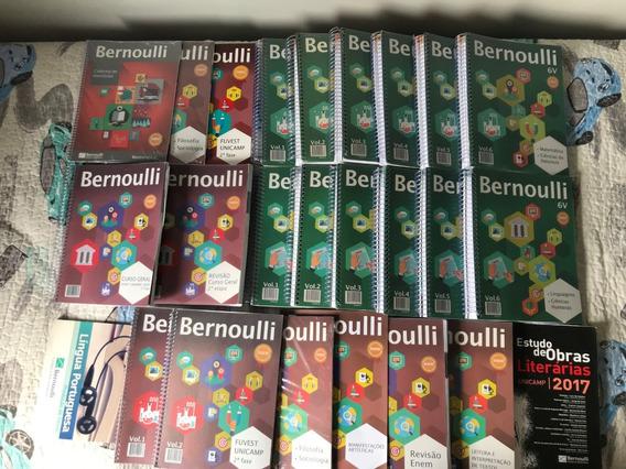Apostilhas Bernoulli Completa Com 24 Volumes