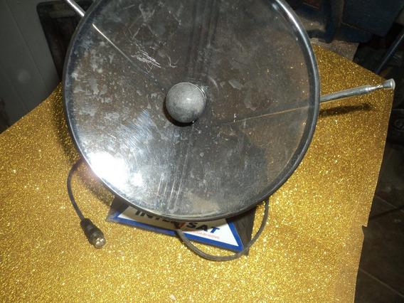 Antena Antiga Demesa Pra Tv ;antiga C/2 Antena
