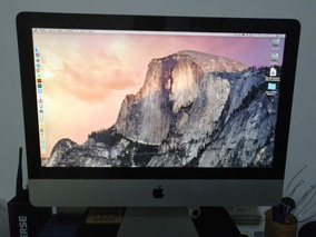 iMac 21,5 Core 2 Duo 3,06 Ghz 6gb 160 Ssd High Sierra