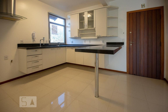 Apartamento Para Aluguel - Lagoa Da Conceição, 3 Quartos, 120 - 893016159