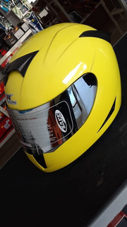 Casco Iron Racing