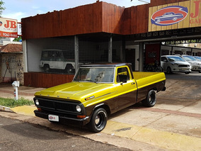 Ford 100 1984 1985