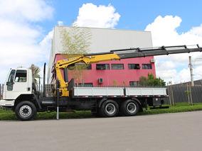 Cargo 2622 6x4 Traçado 2009 - Munck Madal 43 4h/3m