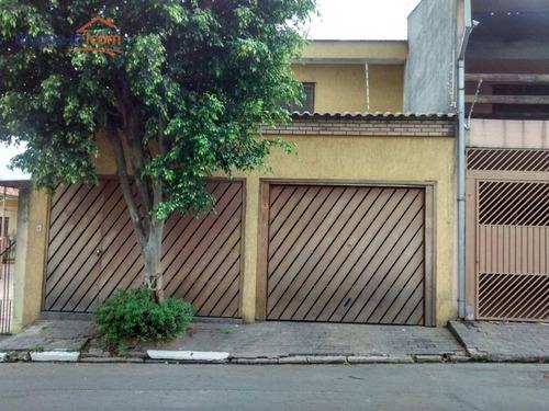 Imagem 1 de 9 de Casa Com Piscina - Ca3998