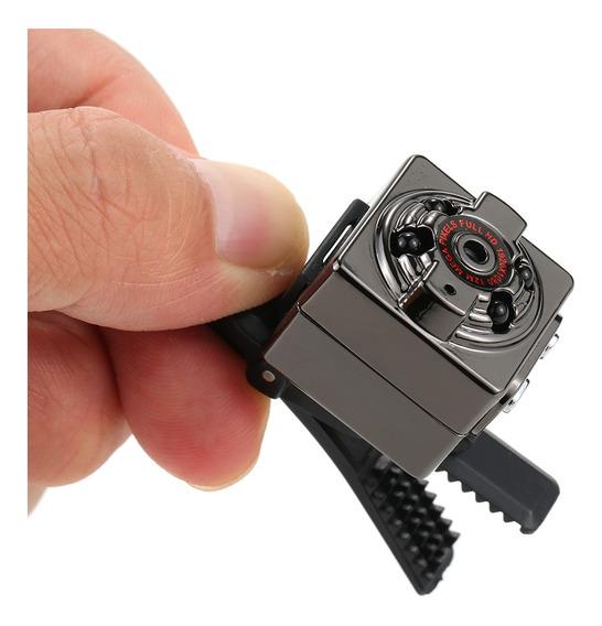 Portátil Hd 1080p Mini Dv Escondido Monitor Câmera Vídeo Tf