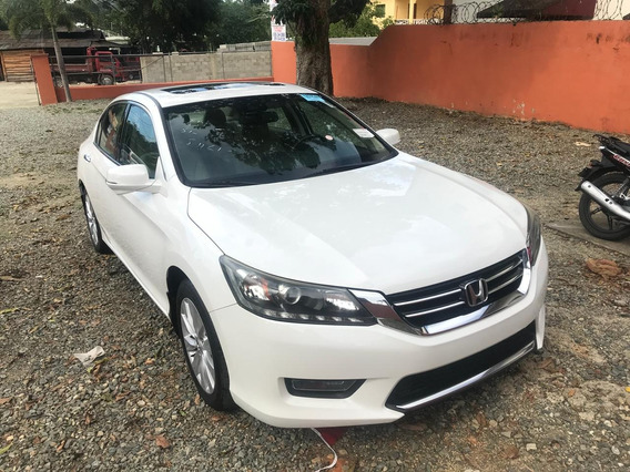 Honda Accord 2014 Gran Oportunidad