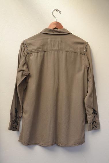 Camisa Verde Militar - Kosiuko - Talle S