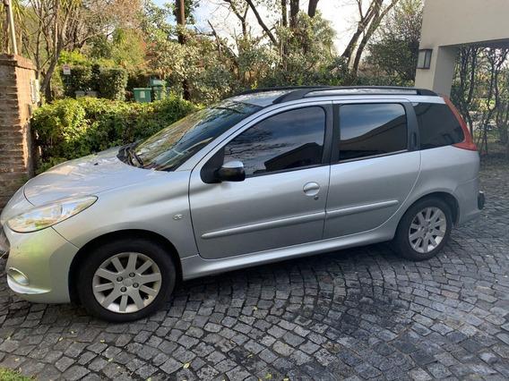 Peugeot 207 Compact Sw Xt 1.6 (solo Venta) No Permuta