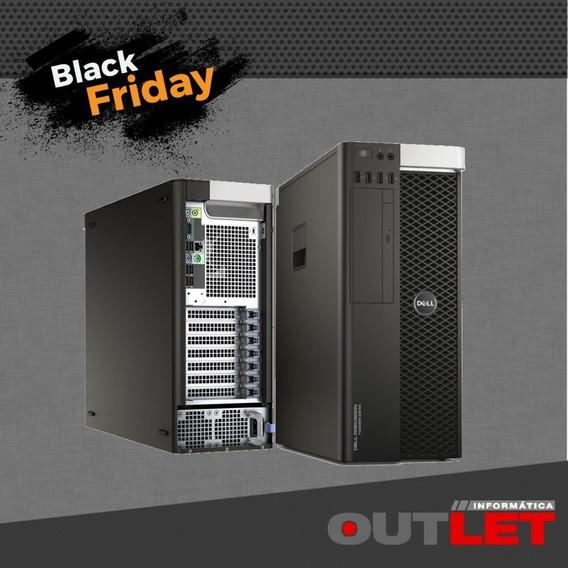 Workstation Dell Precision T5810 Xeon E5-1620 Black Friday