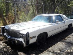Cadillac El Dorado 1977