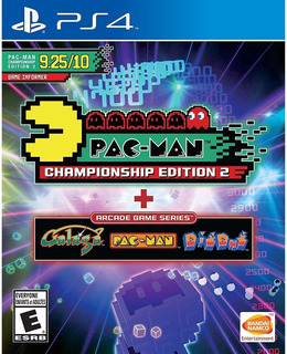 Pac-man Championship Edition 2 + Arcade Game Series - Ps4