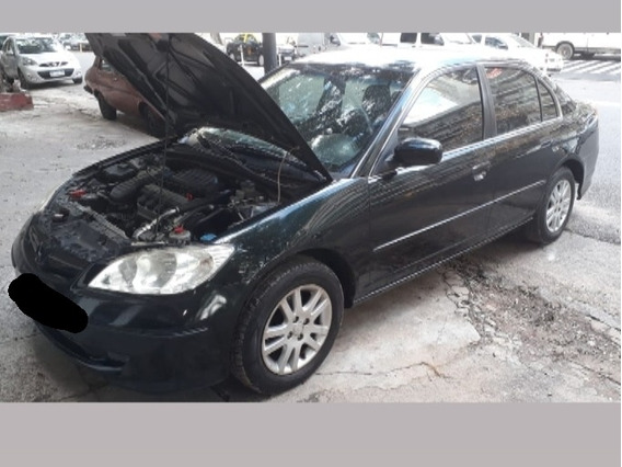 Honda Civic 1.7 Lx 2006