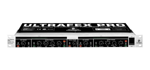 Enhancer Behringer Ultrafex Pro Ex3200 - Display De Loja
