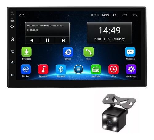 Imagen 1 de 10 de Radio Multimedia Android Wifi + Camara Reversa + Instalacion