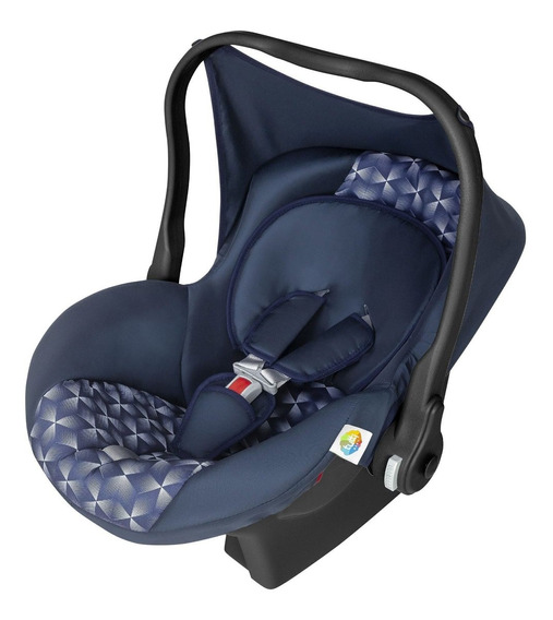 Bebê Conforto Cadeirinha Carro Nino - Tutti Baby Azul New
