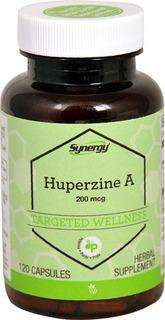 Vitacost Synergy Huperzine A - 200 Mcg - 120 Cápsulas