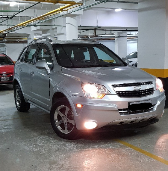 Chevrolet Captiva 3.6 V6 - Blindada / Bss Top - Nivel 3a