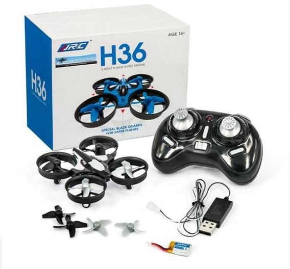 Mini Drone Jjrc H36 Quadricóptero Eachine E010+ Bat Extra
