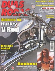 2r.319 Abr02- Harley Davidson Vrod Bmwr1150rt Disco Freio
