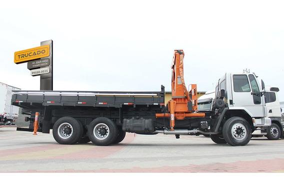 Caminhão Cargo 2622 6x4 2003 Munck Argos 40.5 = Manque Muqui