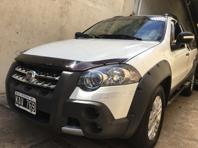 Fiat Strada 1.6 Adventure Ext Seguridad