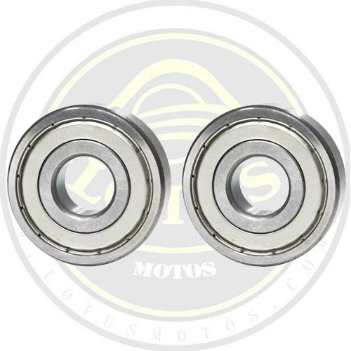 Par Rolamento Roda Dianteira Dafra Next 250 300 Scud 001997