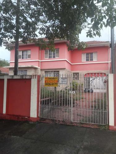 Imagem 1 de 30 de Sobrado Com 4 Dorms, Lapa, São Paulo - R$ 1.4 Mi, Cod: 5565 - V5565