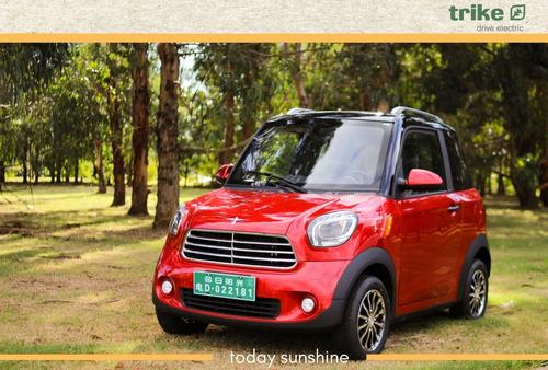Imagen 1 de 11 de Vehículos Eléctricos Today Sunshine Extra Full Trike Uruguay