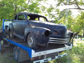 Ford 46-46 Coupe - Pickup F100 Chevrolet