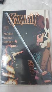 X-men Gambit Vampira Edição Colecionador Rara Importada Hq
