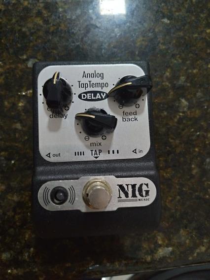 Pedal Nig Analog Delay