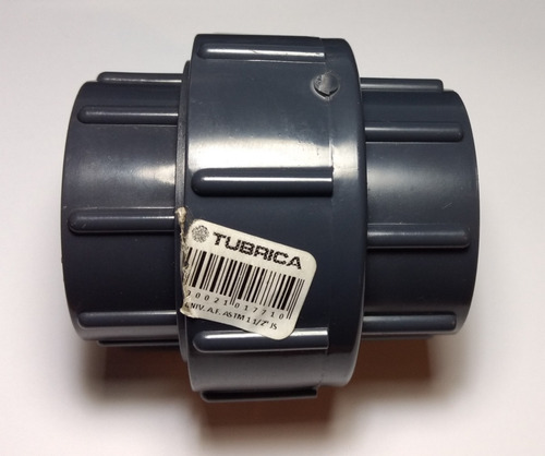 Uniones Patentes Agua Fria 1/2-3/4-1-2-3-4  Tubriva O Pavco