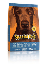Ração Special Dog Premium Sênior 15kg - Pet Hobby