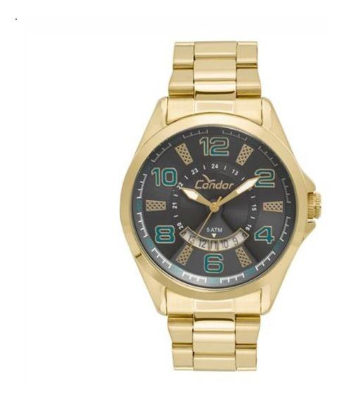 Relógio Condor Co2115kta-4c - Dourado