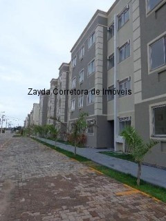 Apartamento 02 Dormitórios Em Barreto/macaé.