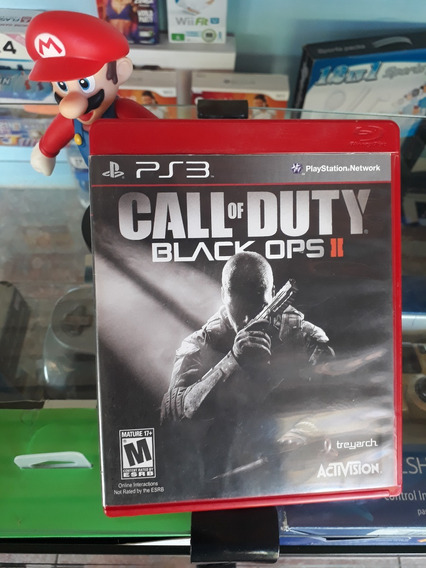 Call Of Duty Black Ops 2 Playstation 3 Midia Fisica